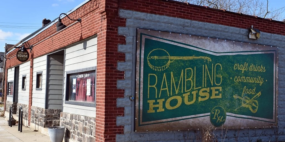 Rambling House! (Past Event • cancelled due to COVID)