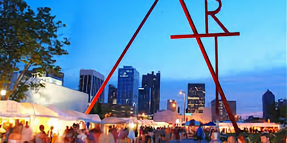 Columbus Arts Festival (Past Event • cancelled due to COVID)