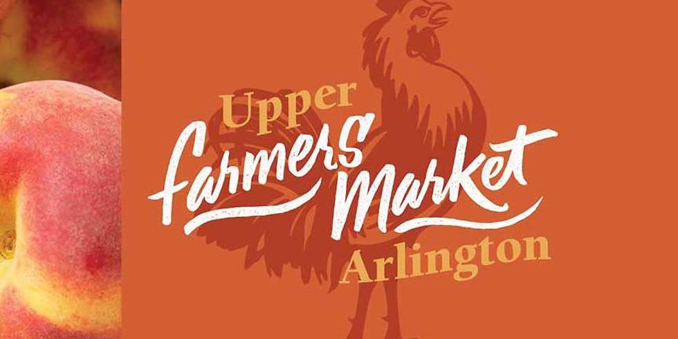Upper Arlington Farmers Market (Past Event)