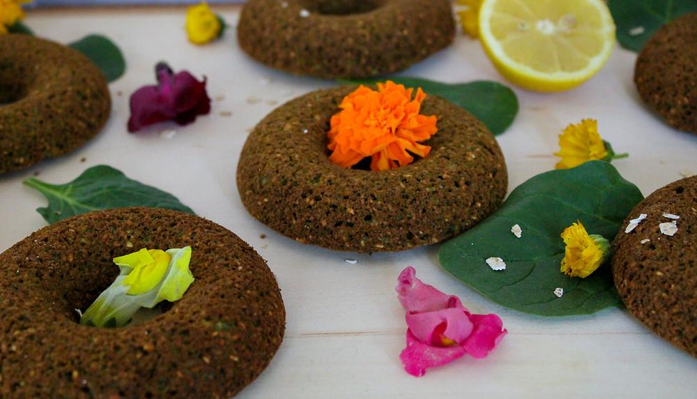 Gluten-free Vegan Donuts