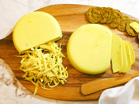 Everyday Vegan Cheese