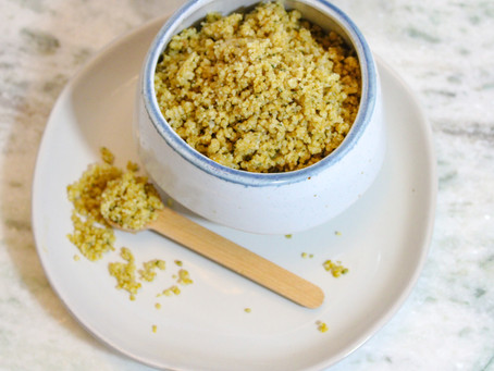 The Best Vegan Parmesan Cheese