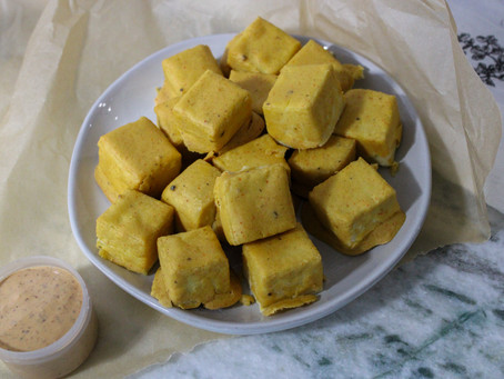 Tofu Nuggets (baked)