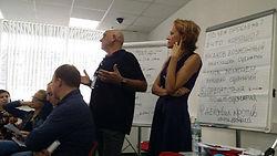 Nonflict workshop conflict resolution Amir Kfir