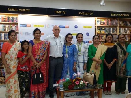 Launch event of Nonflict in Marathi