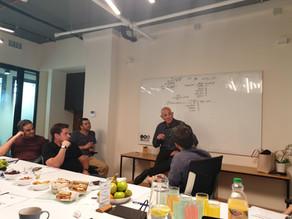 Nonflict Forum in Business for Entrepreneurs at Tel Aviv University