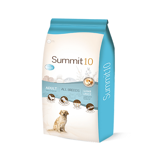 Summit 10 Janjetina/riža 15 kg