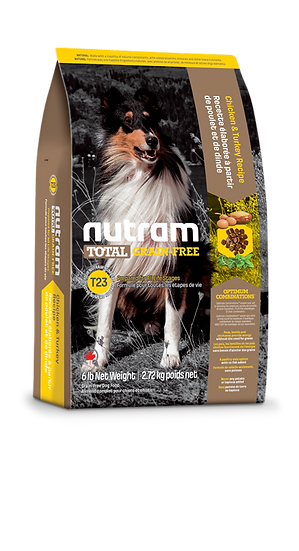 Nutram grain and potato free piletina/puretina/patka