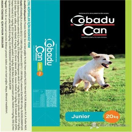 Cobaducan junior 20 kg
