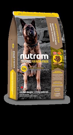 Nutram grain and potato free lamb