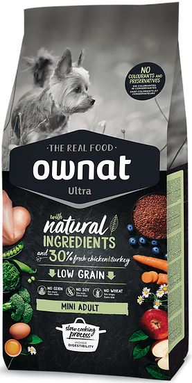 Ownat Ultra Mini Adult 3kg