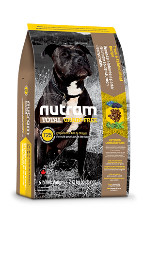 Nutram grain and potato free losos/pastrva