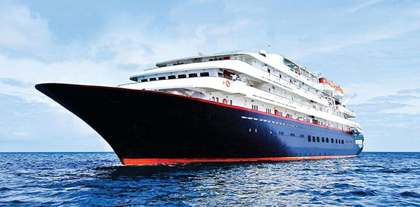 Condo mega-yacht