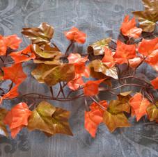 Autumn Ivy Garland
