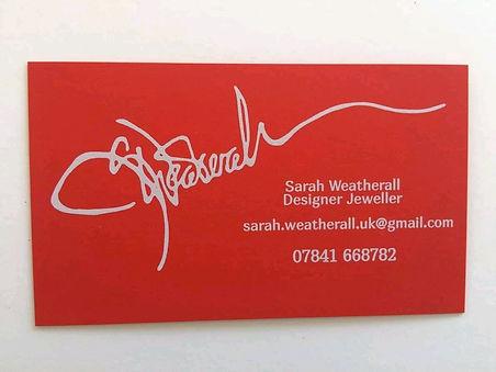 sarah contact