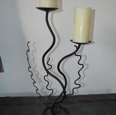 Wave Candlestick Lg