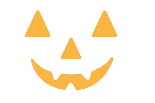 Pumpkin Baby Vest