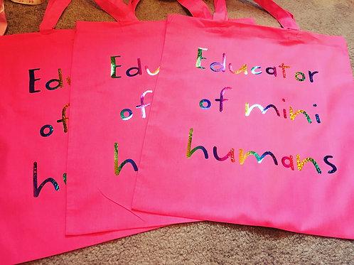 Mini Humans Educator Bag