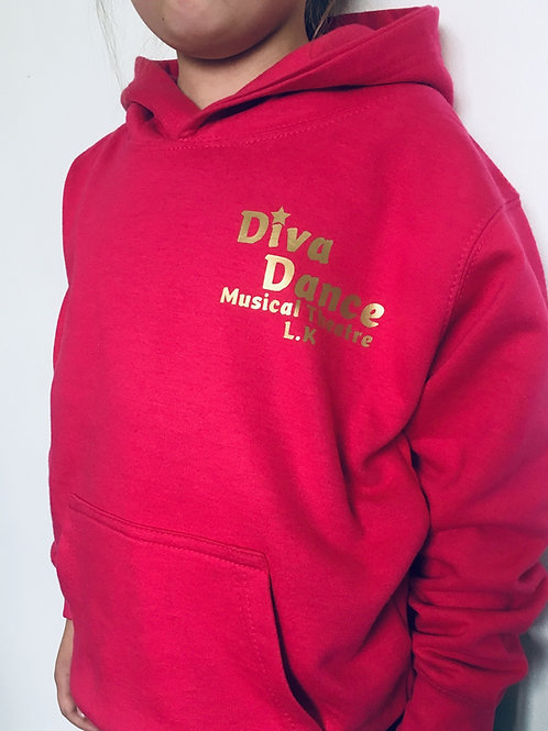 Diva Dance Hoodie