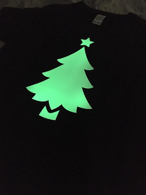 Glow in the Dark Christmas Tree Sweats Pre-Order