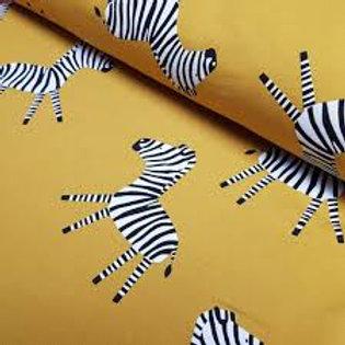 Mustard Zebra's