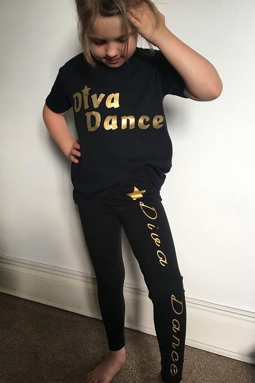 Diva Dance Tee