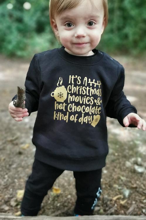 Movies & Chocolate Sweats Pre-Order
