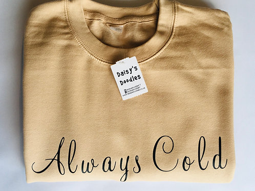 Always Cold Design