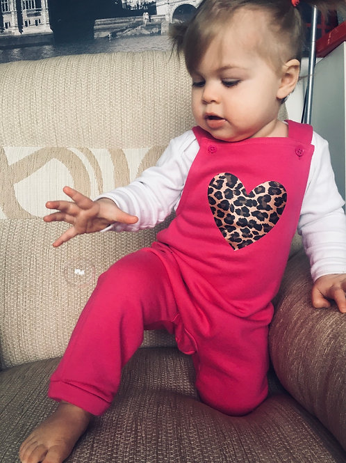 Wild at Heart / Star in the Making Dungarees