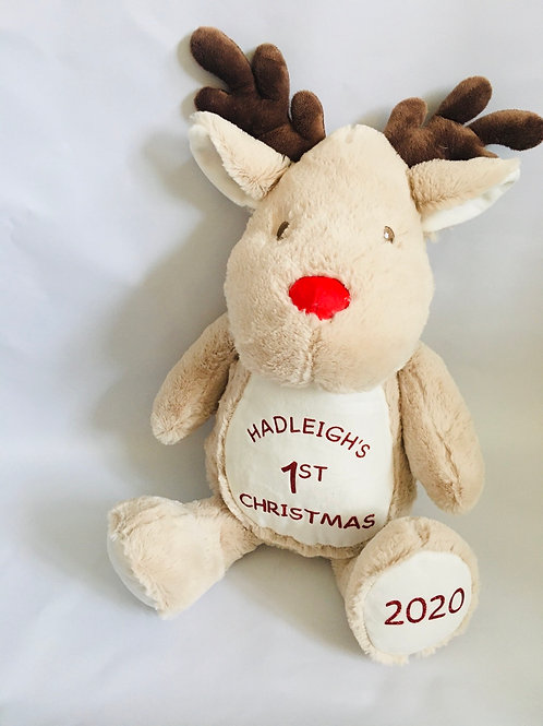 Christmas Teddy Pre-Order