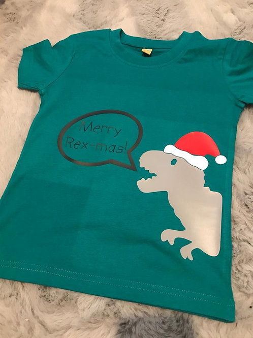 Merry Rex-Mas Sweats Pre-Order