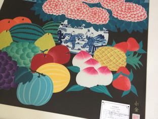 上海 農民画展 in 雑司ヶ谷