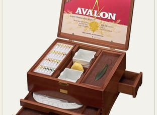 ホルベイン 木箱セット AVALON