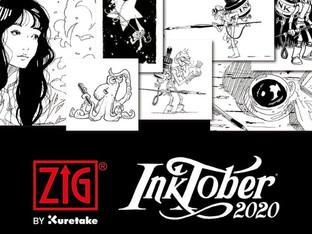 インクトーバー2020