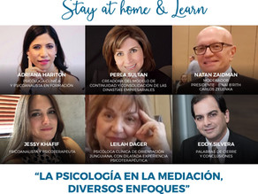 La Psicologia en la Mediacion, Diversos Enfoques