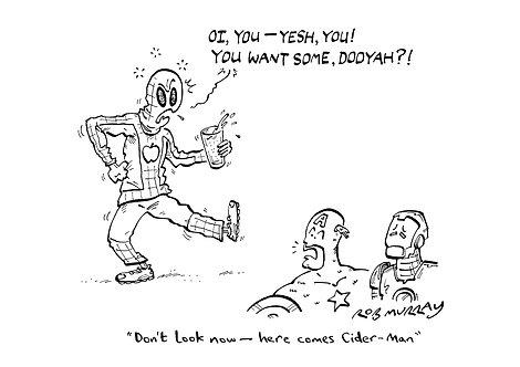 Cider-Man