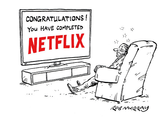Completed Netflix