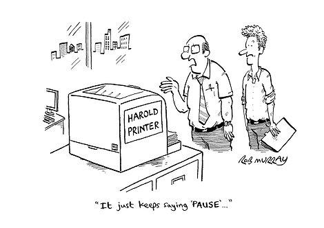 Harold Printer