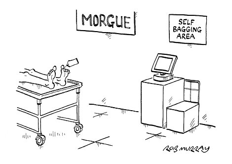Self Bagging Area