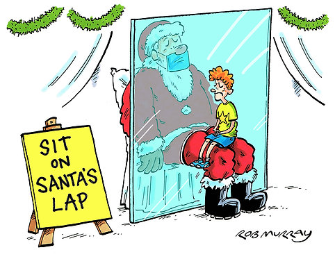 Sit on Santa's Lap