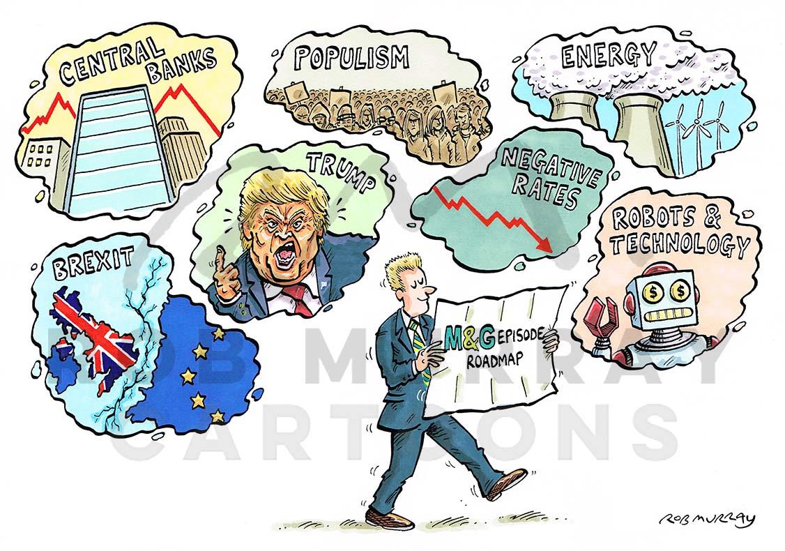Financial Markets Roadmap