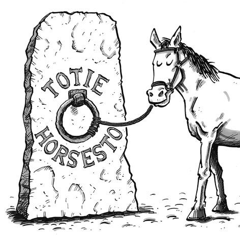 Totie Horsesto