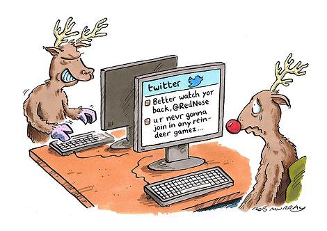 Reindeer Trolling
