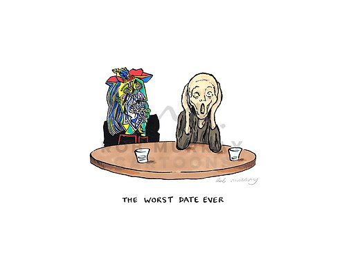 The Worst Date Ever