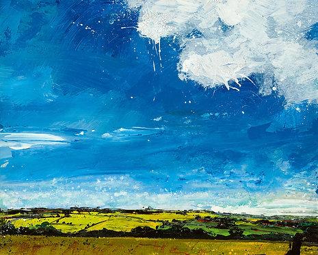 Cornish Fields (End of Summer)