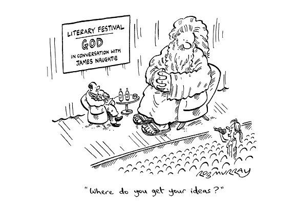 God's Ideas