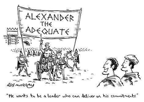 Alexander the Adequate