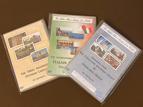Islam in Southern Europe Bundle (Only Digital)