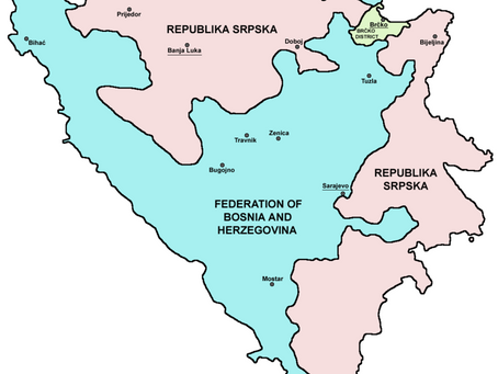 The History Of Bosnia Herzegovina