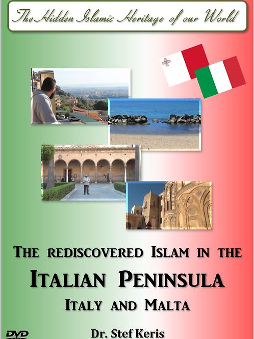 Digital Copies Only - The Rediscovered Islam In The Italian Peninsula